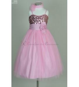 robe de soiree enfant