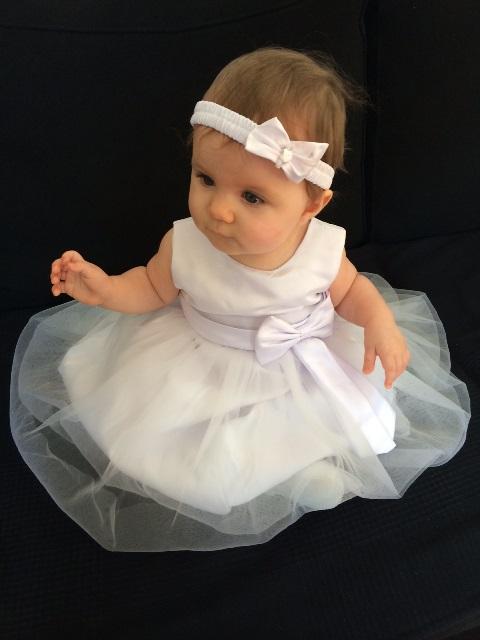 0010bafb848db Témoignages photos de la robe de bapteme Laurianne - Carrefour des ...