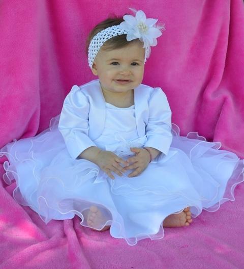 Photos de la robe de bapteme Rolanda - Carrefour des Ceremonies 3135b1dfaf1