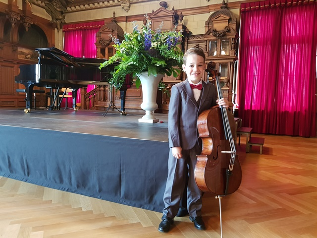 costume violoniste