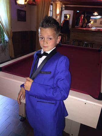 costume ajuste enfant