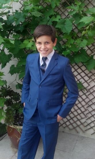 costard alexandre bleu royale