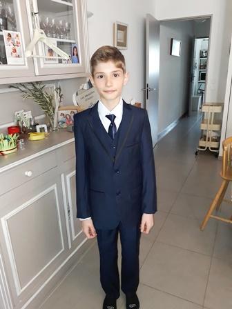 costume cintre enfant