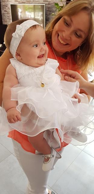 robe bapteme bebe