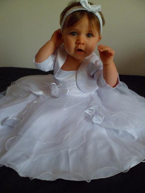 Les plus belle robe de bapteme