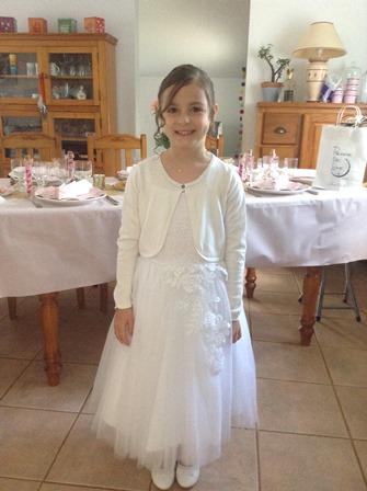 robe ceremonie enfant