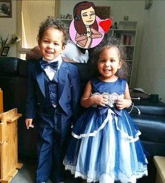 robe et costume ceremonie enfant