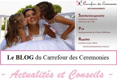 Bienvenue sur le blog de Carrefour-Ceremonie.com